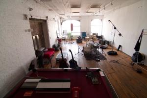 reccording studio